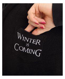 'Winter is Coming' - Game of Thrones Erwachsenenstrampler