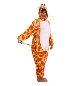 Giraffenkostüm - Tiereinteiler