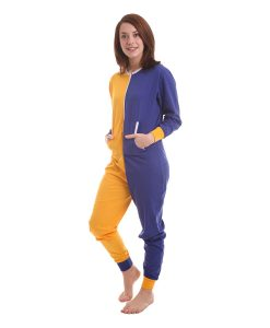Royal Funzee - Ganzkörperschlafanzug ohne Kapuze