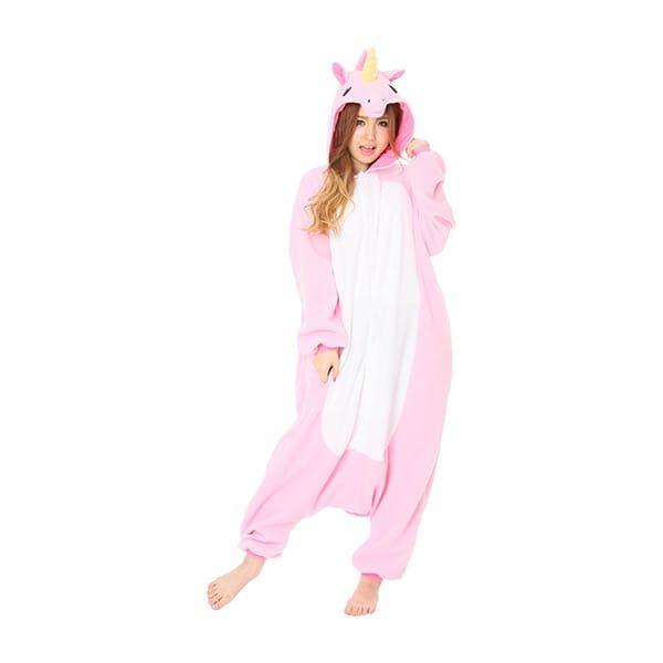 Einhorn Kostüm in Pink