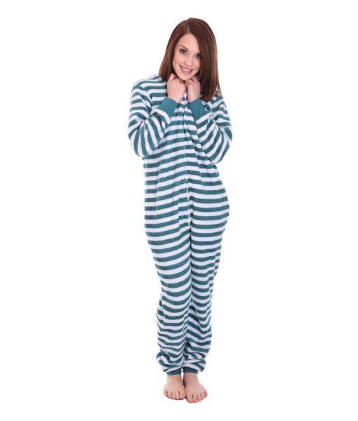 Minty Funzee Ganzkörperschlafanzug für Erwachsene